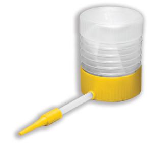 Harris Powder Duster White, Yellow 12ea/12 oz