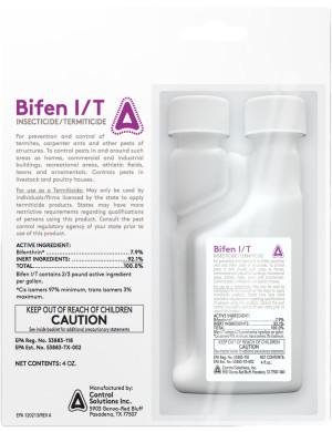 Control Solutions Bifen I/T Insecticide/Termiticide Concentrate 6ea/4 fl oz