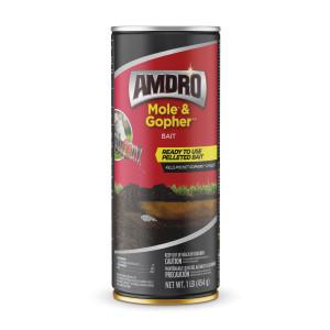 Amdro Mole & Gopher Bait 12ea/1 lb
