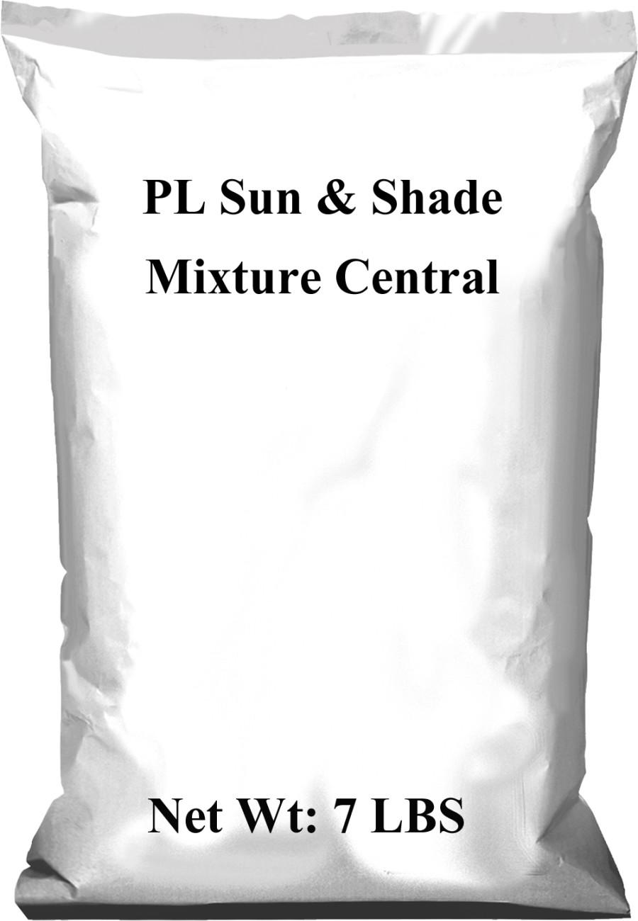 Pennington PL Sun & Shade Mixture Central 4ea/7 lb