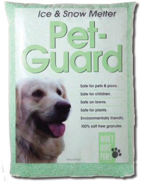 Howard Johnson Pet-Guard Ice & Snow Melter Bag 120ea/20 lb