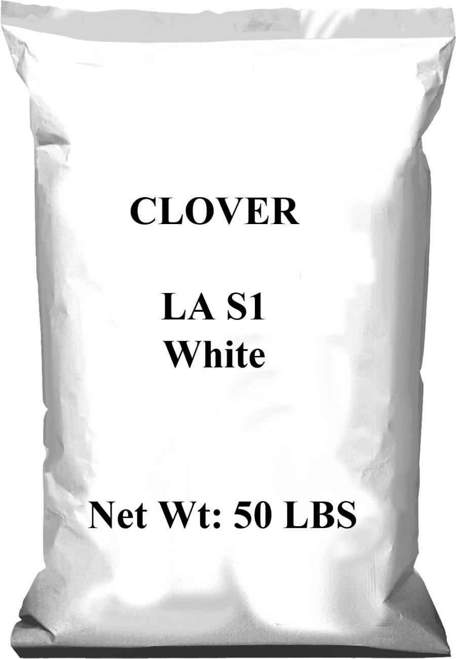 Pennington Clover LA S1 White 1ea/50 lb