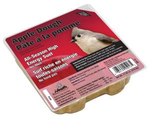 Heath Outdoor Products Apple Dough Suet Cake 12ea/11.25 oz