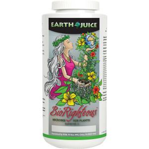 Earth Juice BioRighteous Microbes Soil Additive 12ea/12 oz