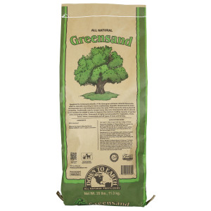 Down To Earth Greensand Natural 1ea/25 lb