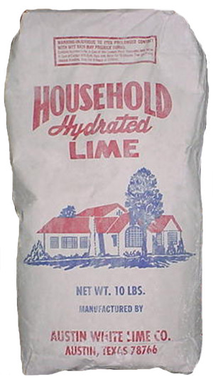Austin Household Hydrated Lime 5ea/10 lb