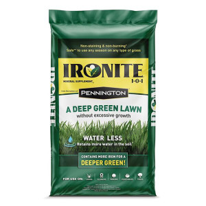Ironite II by Pennington Mineral Lawn Supplement 1-0-1 1ea/15 lb, 5M