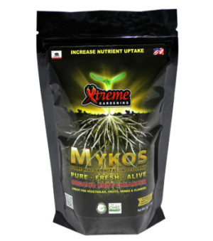 Xtreme Gardening Mykos Pure, Fresh, Alive 12ea/1 lb
