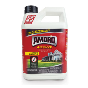 Amdro Ant Block Home Perimeter Ant Bait Granules 8ea/24 oz