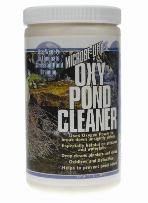 Microbe-Lift Oxy Pond Cleaner 12ea/2 lb