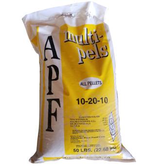 American Plant Food Multi Purpose 1ea/10-20-10 50 lb