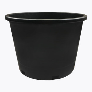 Calipot Grower Pot Black 1ea/10 gal