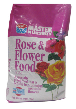 Master Nursery Rose & Flower Food 5-10-5