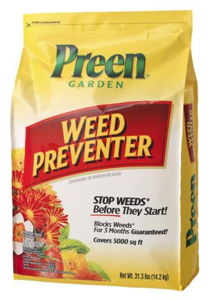 Preen Garden Weed Preventer 1ea/31.3 lb