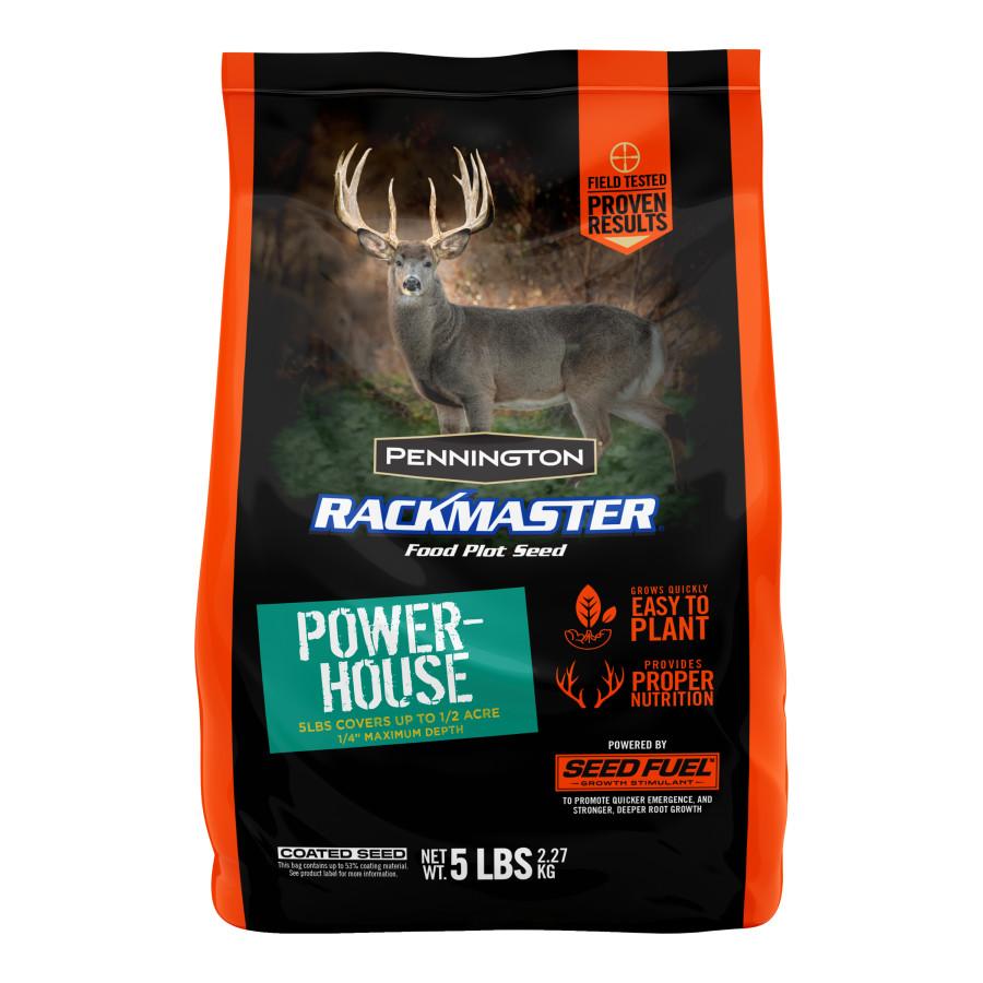 Pennington Rackmaster Powerhouse Food Plot Seed Mix 6ea/5 lb