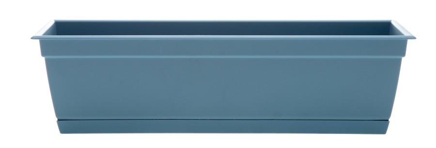 Bloem Dayton Window Box Ocean Blue 12ea/24 in