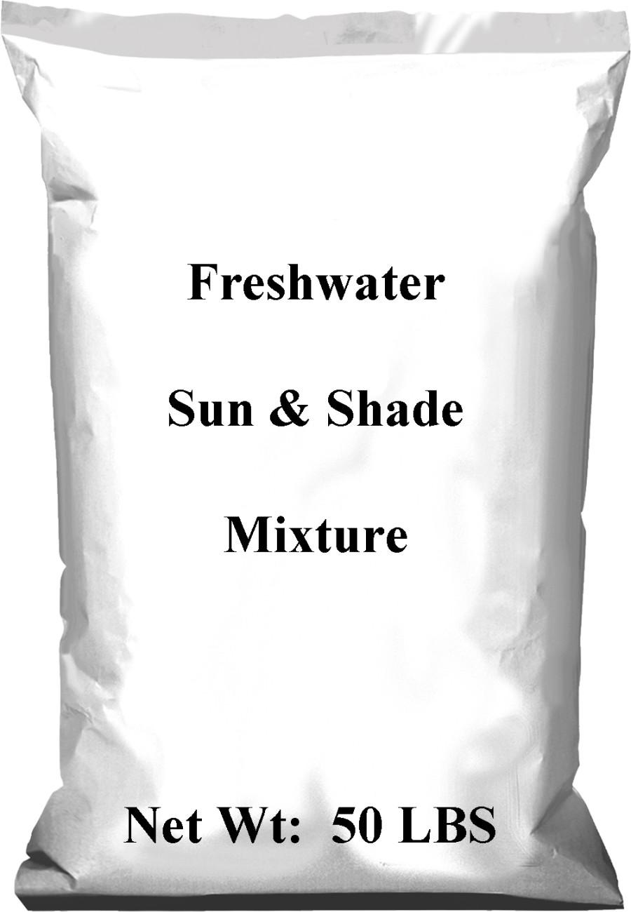 Pennington Freshwater Sun & Shade Mixture 1ea/50 lb