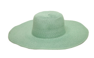 Goldcoast Sunwear Womens Ashley Hat Aqua 6ea/One Size