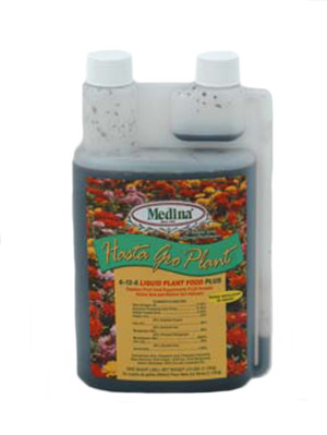 Medina HastaGro Plant Food 6-12-6 Concentrate