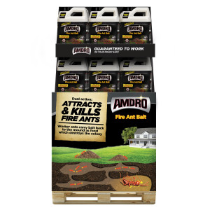 Amdro Fire Ant Bait Granules Quarter Pallet 48ea/1 lb