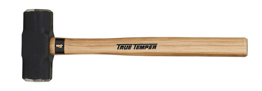 Ames True Temper Toughstrike Engineer Hammer with Wood Handle 4ea/4 lb
