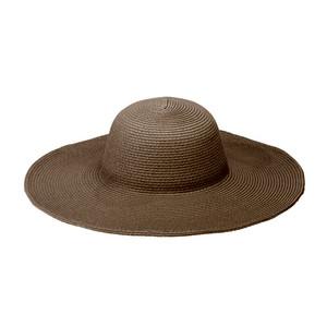 Goldcoast Sunwear Womens Ashley Hat Dark Brown 6ea/One Size
