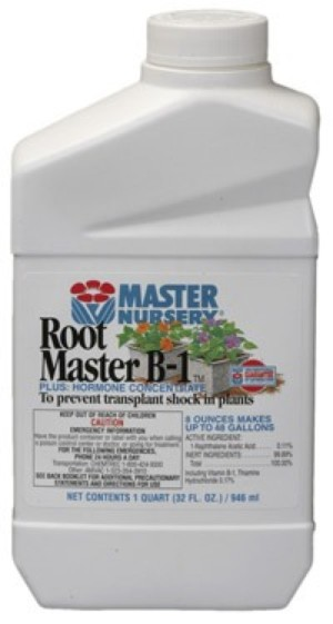 Master Nursery Root Master B1 Plus Hormone Concentrate 12ea/32 fl oz