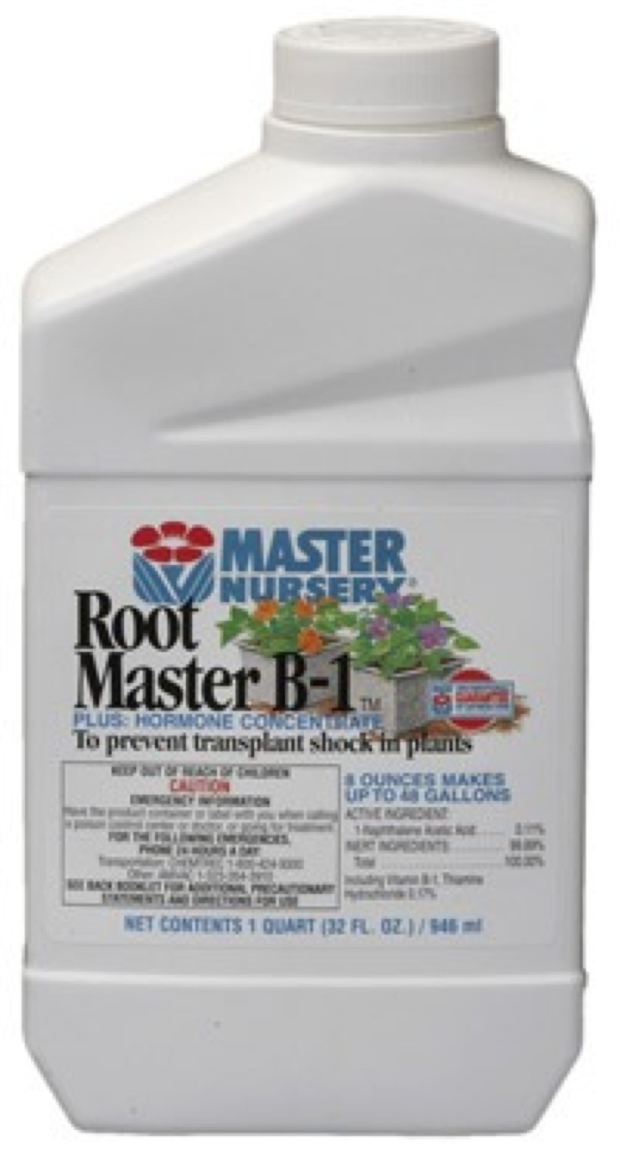 Master Nursery Root Master B1 Plus Hormone Concentrate