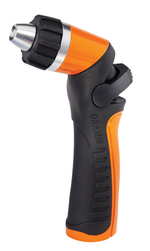 Dramm One Touch Twist Adjustable Nozzle Orange 2ea