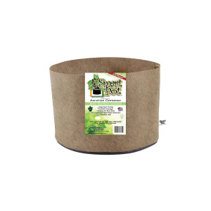 Smart Pot Aeration Container Tan 10ea/400 gal