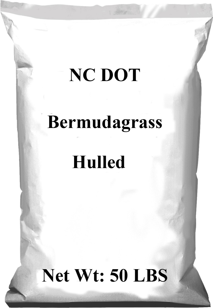 Pennington NC DOT Bermudagrass Seed Hulled 1ea/50 lb