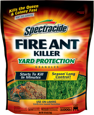 Spectracide Fire Ant Shield Yard Protect 4ea/10 lb