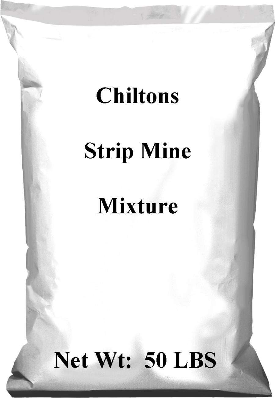 Pennington Chiltons Strip Mine Mixture 1ea/50 lb
