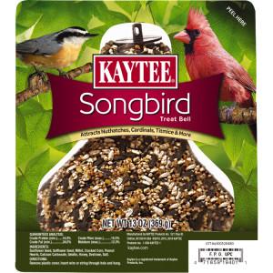 Kaytee Songbird Treat Bell 6ea/13 oz