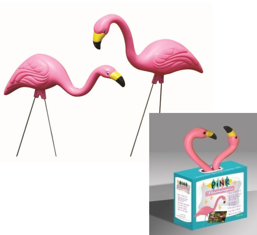 Bloem Flamingos Pink 6ea/2 pk