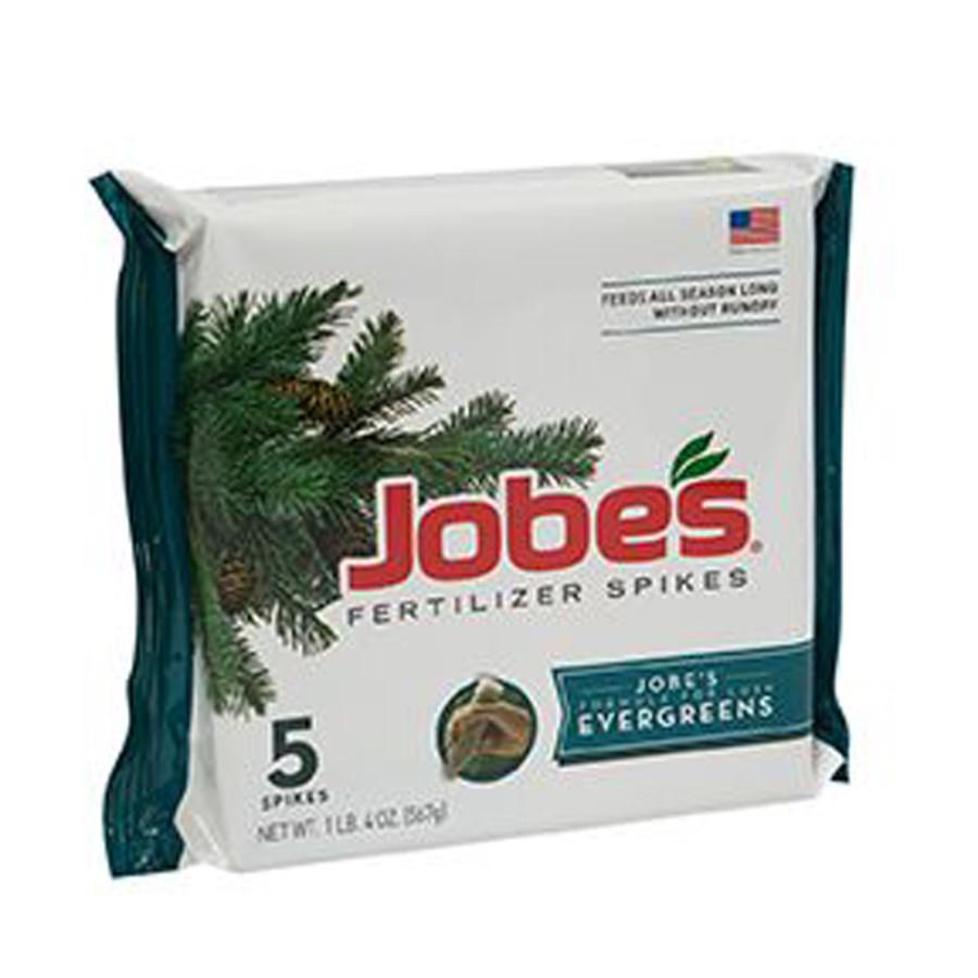 Jobe's Fertilizer Spikes Evergreen Tree 13-3-4