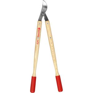 Corona Bypass Lopper w/ Wood Handles 1-1/2in Cutting Cap Steel Blade 6ea/26 in