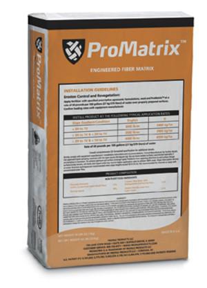 Profile ProMatrix Engineered Fiber Matrix (EFM) Green 1ea/50 lb