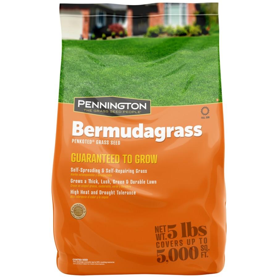 Pennington Bermudagrass Grass Seed 6ea/5 lb