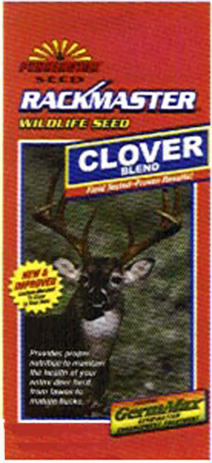 Pennington Rackmaster Clover Trio Blend Wildlife Seed 1ea/25 lb