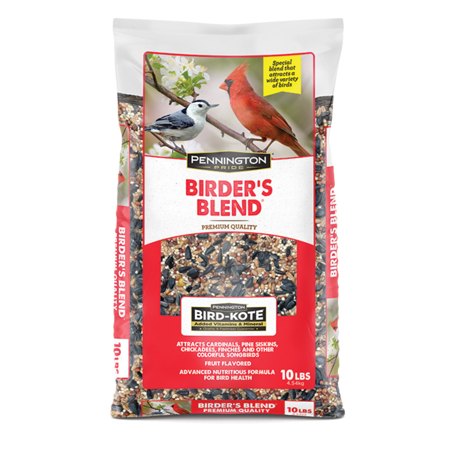 Pennington Pride Birder's Blend Bird Food 6ea/10 lb