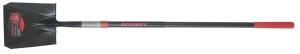 Ames Razor-Back Long Handle Square Point Shovel Fiberglass Handle Black 1ea