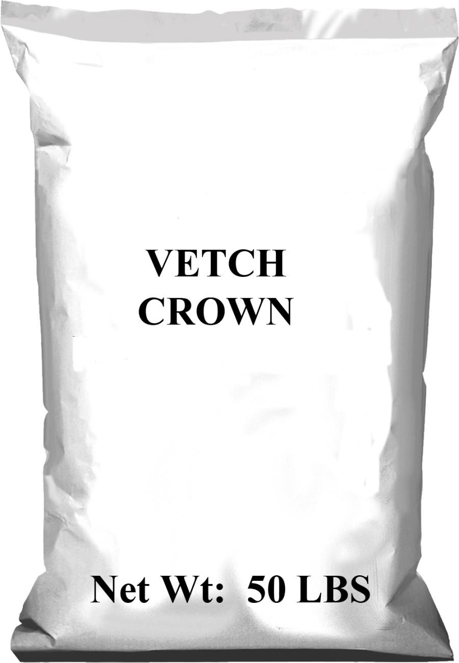 Pennington Vetch Crown 1ea/5 lb