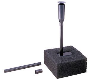Danner Pondmaster Water Pump & Fountain Head Kit Black 4ea/190 GPH