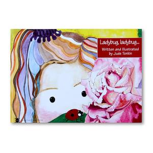 Orcon Ladybug Book 5ea/One Size