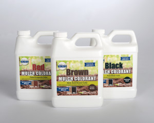 Sanco Mulch Worx Mixed Case Black Brown Red 6ea/32 oz