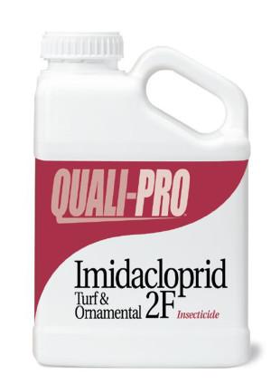 Quali-Pro Imidacloprid T&O 2F Turf & Ornamental Insecticide 4ea/1 gal