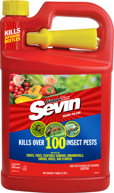 Sevin Bug Killer Ready To Use Sprayer 4ea/1 gal