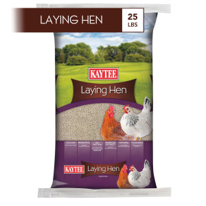 Kaytee Laying Hen Poultry Feed 1ea/25 lb