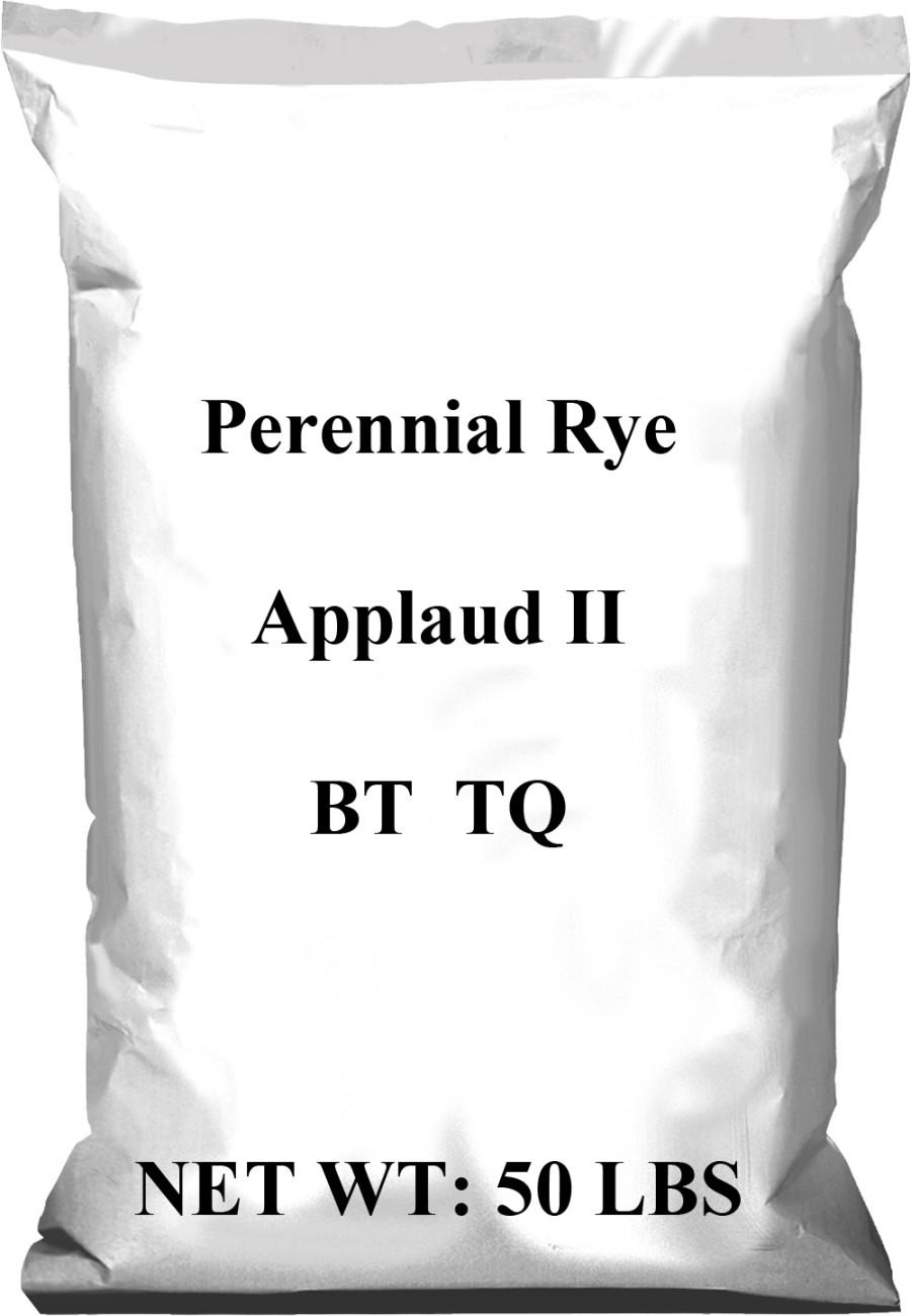 Pennington Perennial Rye Applaud II BT TQ 1ea/50 lb